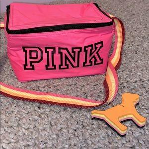 Victoria secret pink lunch box